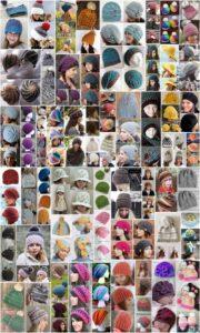 50+ Easy Crochet Hat Patterns for Beginners