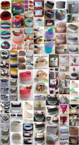 50+ Free Crochet Basket Patterns