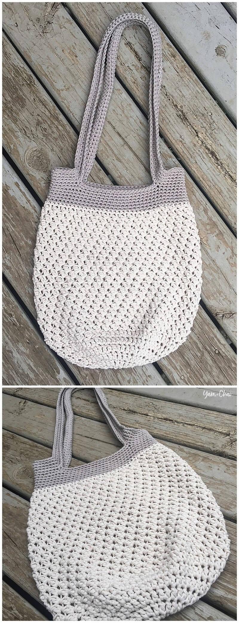 Crochet Bag Pattern (10)