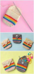 Crochet Bag Pattern (20)