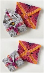 Crochet Bag Pattern (23)