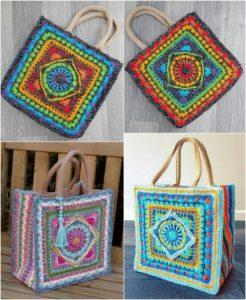 Crochet Bag Pattern (70)