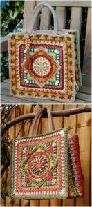 Crochet Bag Pattern (8)