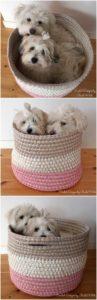 Crochet Basket Pattern (34)