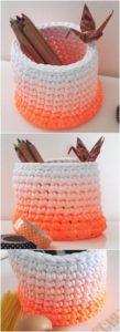 Crochet Basket Pattern (38)
