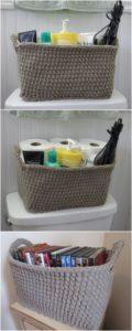 Crochet Basket Pattern (43)