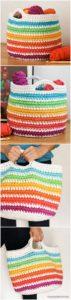 Crochet Basket Pattern (49)