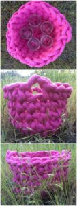 Crochet Basket Pattern (62)