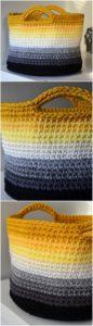 Crochet Basket Pattern (67)