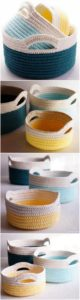 Crochet Basket Pattern (68)