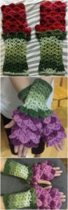 Crochet Gloves Pattern (11)