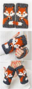 Crochet Gloves Pattern (13)