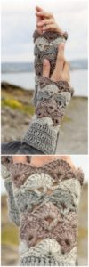 Crochet Gloves Pattern (15)