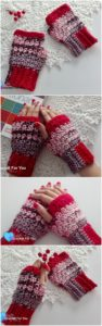Crochet Gloves Pattern (17)