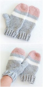 Crochet Gloves Pattern (18)