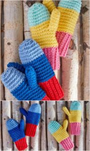 Crochet Gloves Pattern (22)