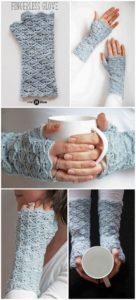 Crochet Gloves Pattern (24)