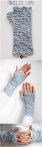 Crochet Gloves Pattern (25)