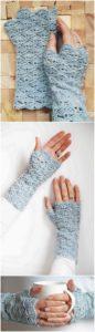 Crochet Gloves Pattern (26)