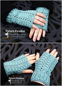 Crochet Gloves Pattern (32)