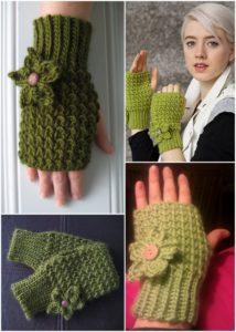 Crochet Gloves Pattern (36)