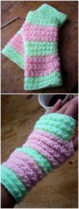 Crochet Gloves Pattern (37)