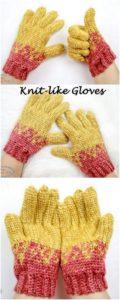 Crochet Gloves Pattern (40)