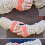 Crochet Gloves Pattern (43)