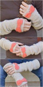 Crochet Gloves Pattern (43)
