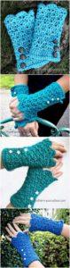 Crochet Gloves Pattern (9)