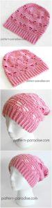 Crochet Hat Pattern (12)
