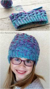 Crochet Hat Pattern (14)