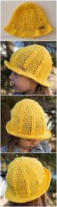 Crochet Hat Pattern (19)