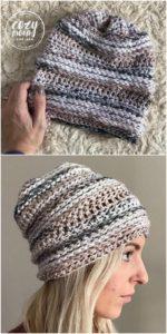 Crochet Hat Pattern (24)