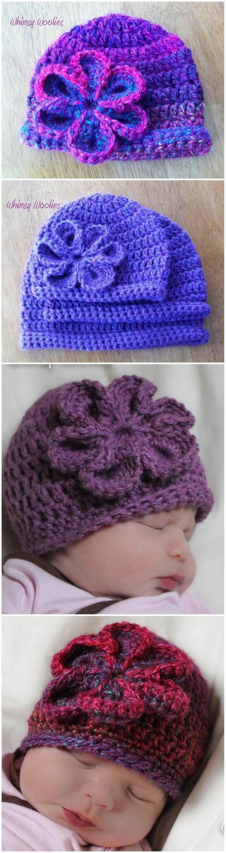 Crochet Hat Pattern (27)