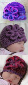 Crochet Hat Pattern (28)