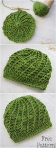 Crochet Hat Pattern (3)