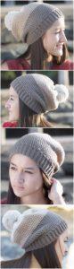 Crochet Hat Pattern (4)