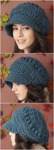 Crochet Hat Pattern (40)
