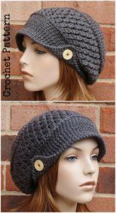 Crochet Hat Pattern (49)