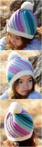 Crochet Hat Pattern (6)