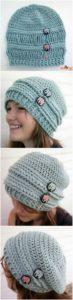 Crochet Hat Pattern (63)
