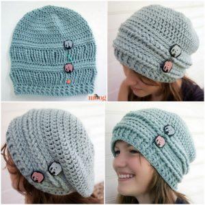Crochet Hat Pattern (64)