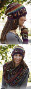 Crochet Hat Pattern (66)