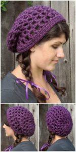 Crochet Hat Pattern (74)