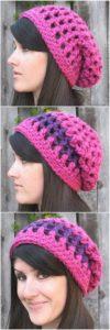 Crochet Hat Pattern (75)