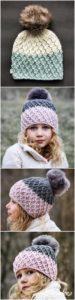 Crochet Hat Pattern (76)