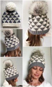 Crochet Hat Pattern (78)