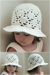 Crochet Hat Pattern (83)