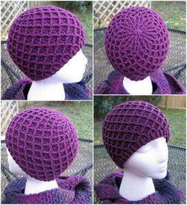Crochet Hat Pattern (85)